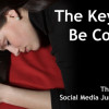 The Key Is to Be Content: The Answer to a Social Media Junkie