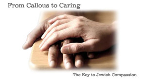 The Key to Jewish Compassion