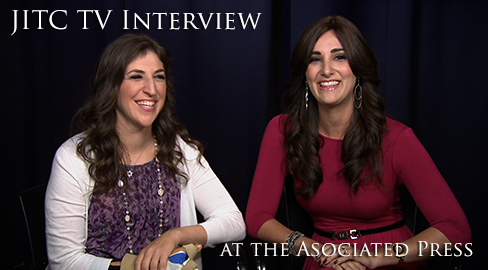 JITC TV Interview at the Associated Press