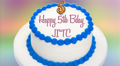 Happy 5th Birthday, Jew in the City!