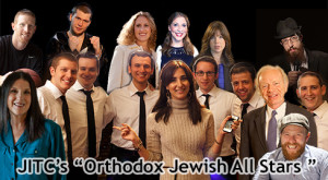 JITC's Orthodox Jewish All Stars!!