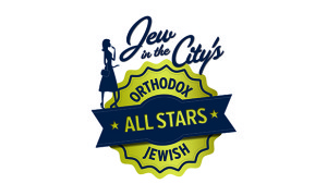 Announcing Jew in the City's 5th Annual Orthodox Jewish All Stars!!