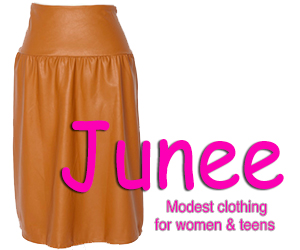Junees, modest womens clothing