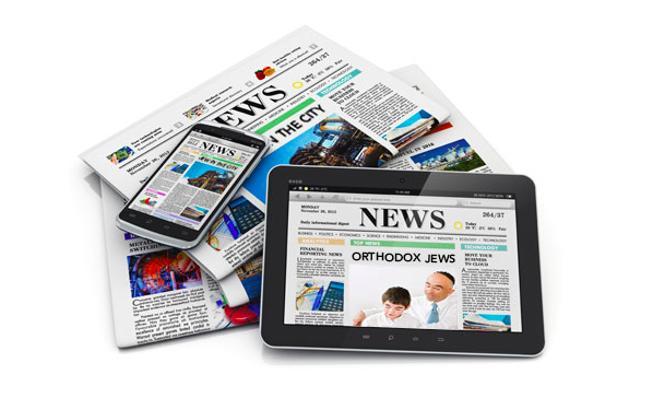 Orthodox Jews in the News: Weekly Round Up 9/16