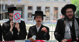 orthodox jews zionists