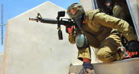 IDF searching for the boys