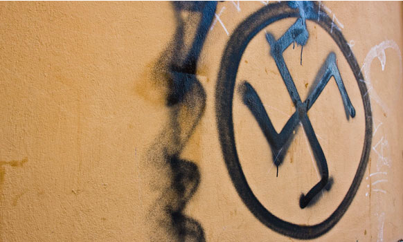 Why The Rise Of Anti-Semitism (Oddly) Comforts Me