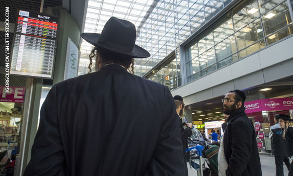 New Information Revealed About Ultra-Orthodox Plane Scandal