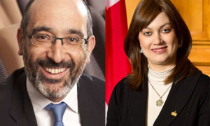 "Chief Rabbi of SA & Mindy Pollak: ""Jew in the City Speaks,"" Ep. 2"