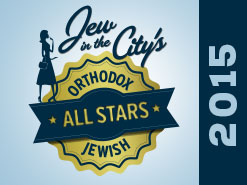 Orthodox Jewish All Stars 20154