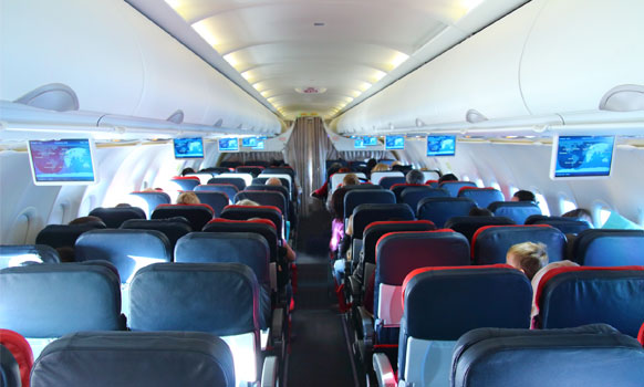 AirplaneInteriorSlider