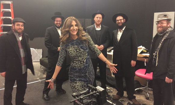 Behind the scenes: Hasidim Watch