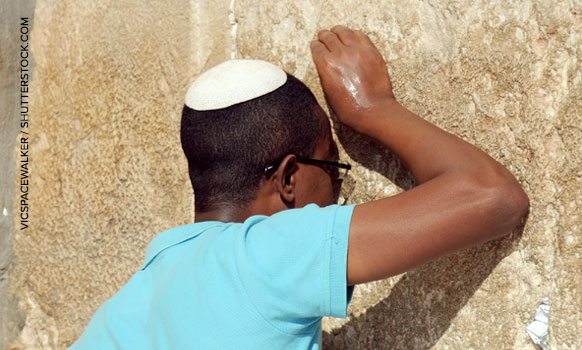 Black Jews: Discovering A Prejudice I Didn