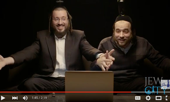 "Hasidic Jews Watch ""Fiddler on the Roof"" For the First Time"