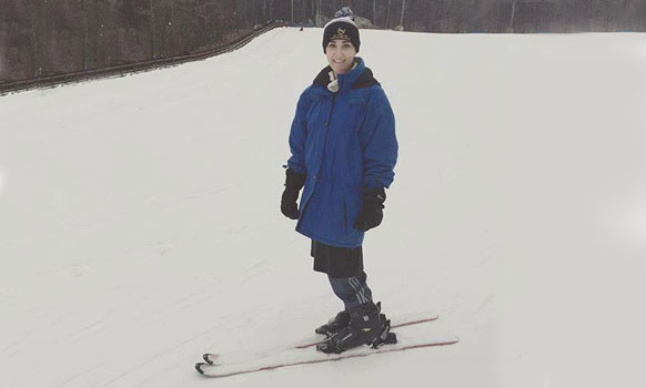 SkiingSlider