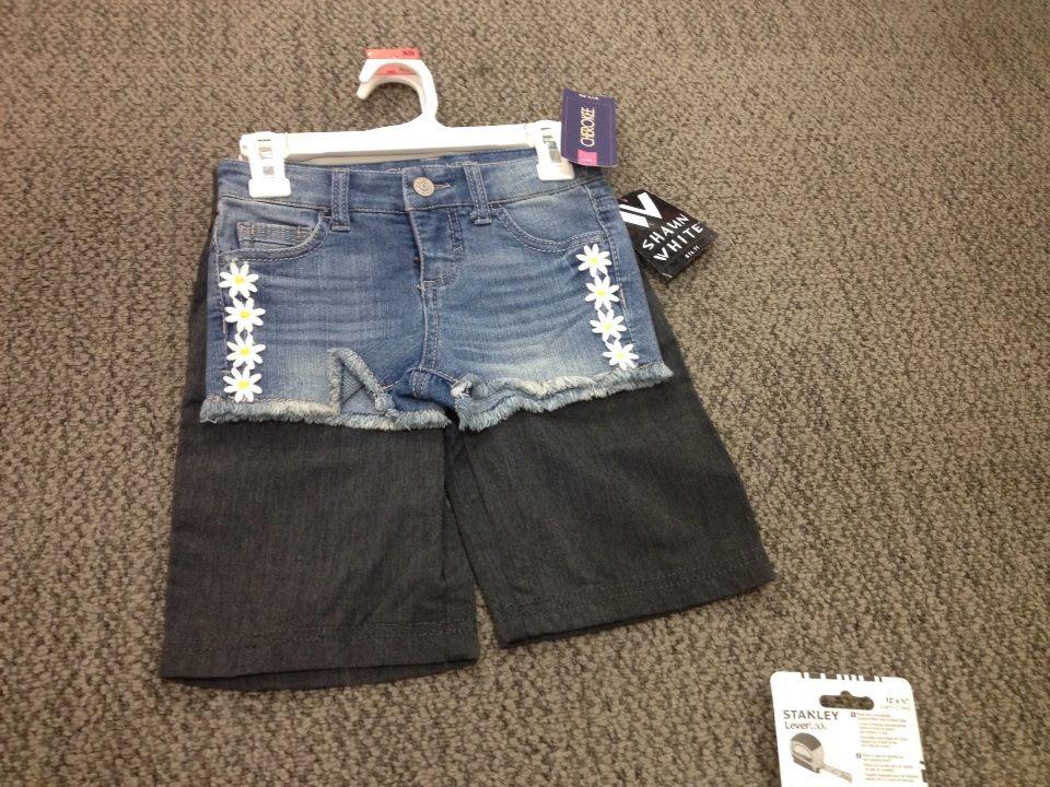 skin gap - 4t shorts