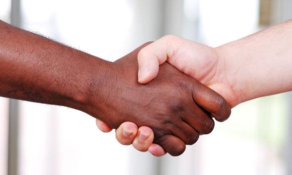 HandshakeSlider