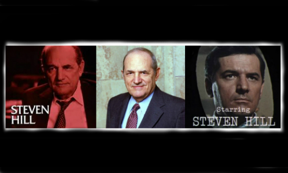 Remembering Steven Hill: Emmy-Nominated Orthodox Jewish Actor