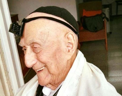 Worlds Oldest Man Set to Celebrate Bar Mitzvah at 113 & Other Orthodox Jews in the News