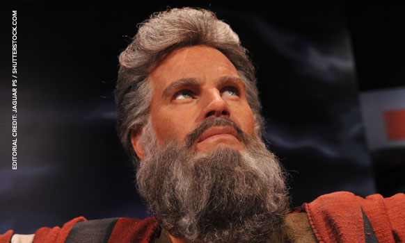 "11 Things ""The Ten Commandments"" Movie Got Wrong"