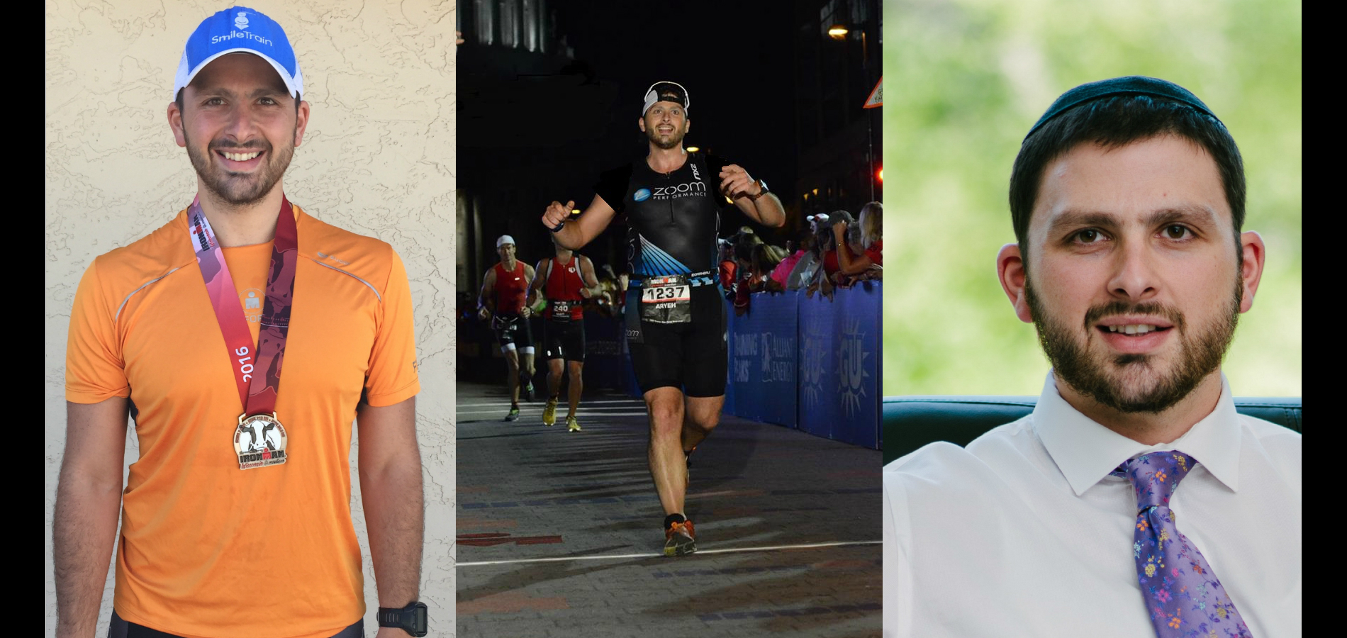This Orthodox Rabbi Has Done Five Full Ironman Triathlons, And You Can Too