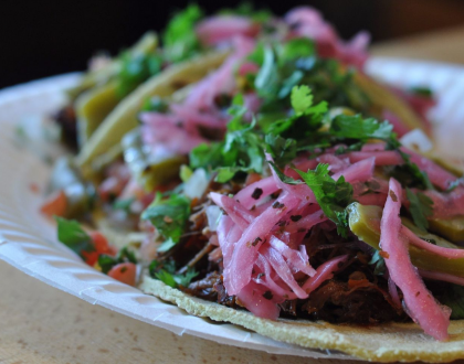 L.A.'s Kosher Taco Obsession & Other Orthodox Jews in the News