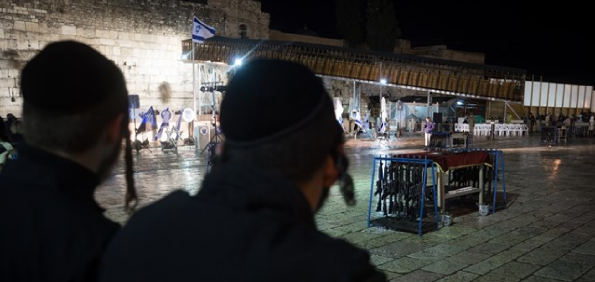 The Haredi Platoon Commander in the IDF & Other Orthodox Jews in the News