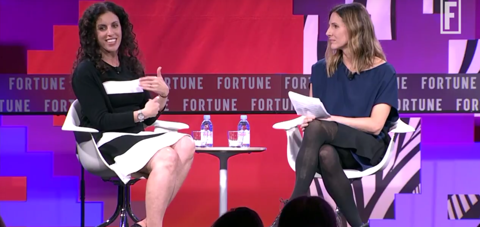 All Star Sarah Hofstetter Headlines at Fortune Mag's Most Powerful Women Summit & Other Orthodox Jews in the News