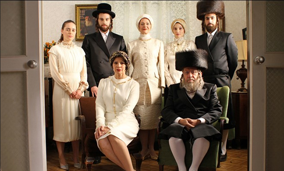Fill The Void Fills A In Movies About Hasidim
