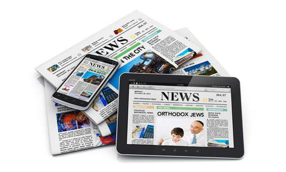 Orthodox Jews In The News: Weekly Round Up