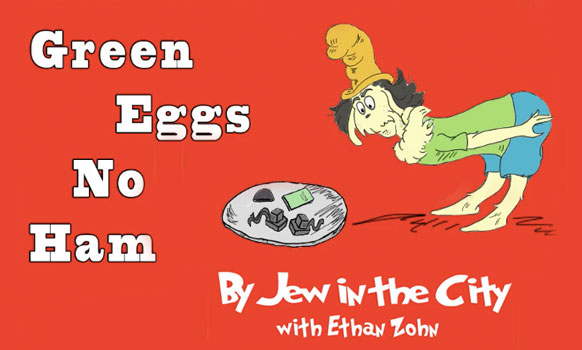 """Green Eggs, No Ham"" (A JITC High Holiday Animated Short)"