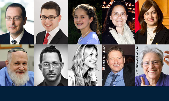 Announcing Jew in the City's 2014 Orthodox Jewish All Stars!!
