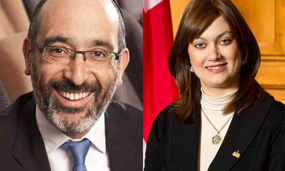 """Chief Rabbi of SA & Mindy Pollak: """"Jew in the City Speaks,"""" Ep. 2"""