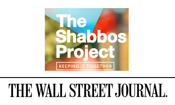 The Secular WSJ Columnist Who Inspired The Shabbos Project