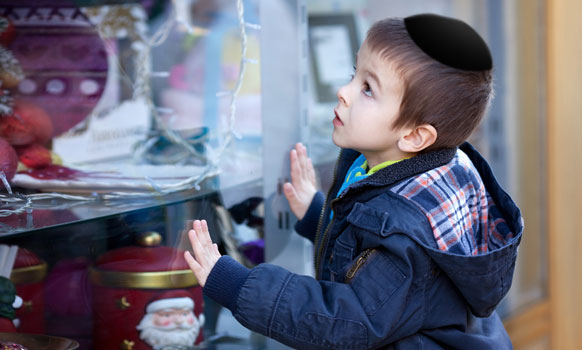 How Do I Teach My Jewish Kids To Respect But Not Envy Christmas?