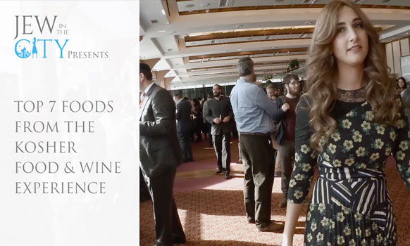 Top 7 Foods From The Kosher Food and Wine Experience