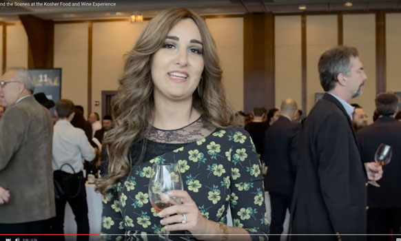 Kosher Food and Wine Experience Teaser