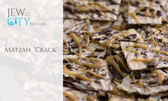 50 Second Matzah Crack Recipe