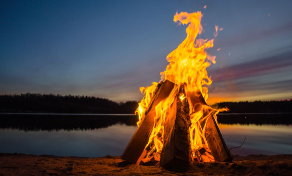 Why Do We Have Bonfires and BBQ's On Lag BaOmer?