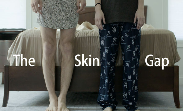 The Skin Gap: A Pervasive Gender Inequality You've Never Heard Of