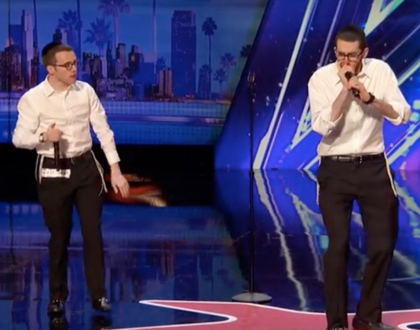 The Orthobox and Aleph Bass Make Their Way Through America's Got Talent & Other Orthodox Jews in the News
