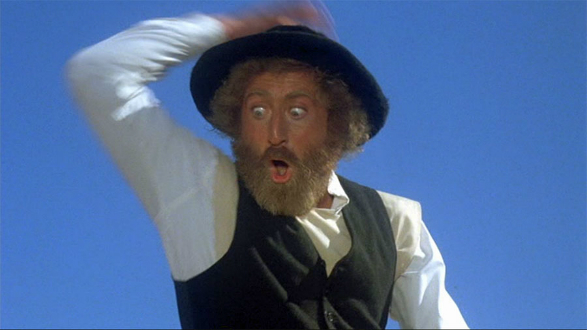 "How Gene Wilder's ""The Frisco Kid"" Inspired Me To Become Hasidic"