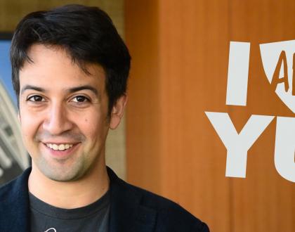 Hamilton's Lin Manuel Miranda Helps YU Fundraise & Other Orthodox Jews in the News