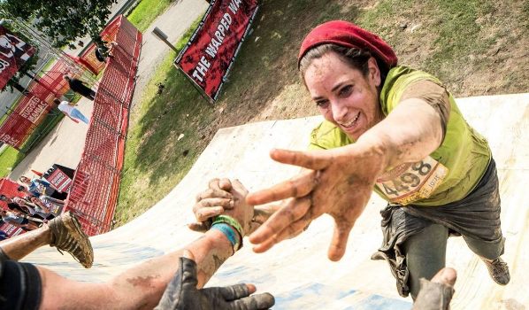 The Orthodox Jews of Rugged Maniac