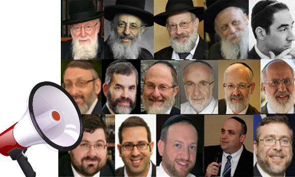 Prominent Orthodox Rabbis Call Out Yosef Mizrachi