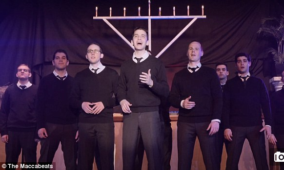 Maccabeats' Chanukah Hamilton & Other Orthodox Jews in the News