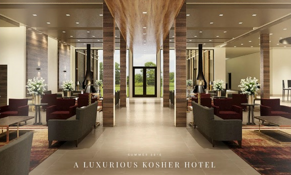 The Luxury Year-Round Kosher Hotel You MUST Visit!