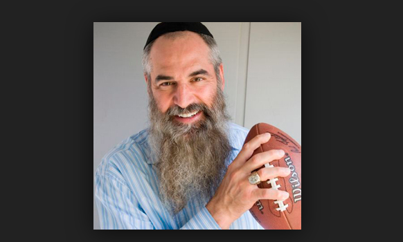 From Super Bowl Winner to Orthodox Jew
