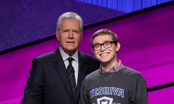 The Orthodox Jew On Jeopardy's College Championship Semifinals