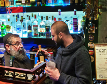 The Liquor Guru Rabbi & Other Orthodox Jews in the News
